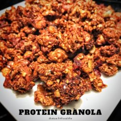 Protein Granola – 1 Package (170g) (Available For Sunday Orders Only)